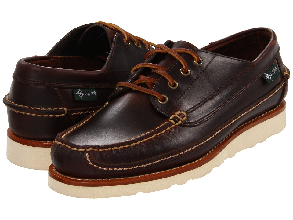 Eastland - Stoneham 1955 Edition Collection (Chestnut) Men's Lace up casual Shoes