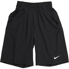 SALE! $14.99 - Save $20 on Nike Kids Contemporary Athlete Short (Little Kids Big Kids) (Black White) Apparel - 57.17% OFF $35.00