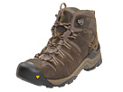Keen Gypsum Mid (Black Olive/Chocolate Brown) Women's Hiking Boots