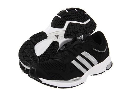 adidas Running Marathon 10 M (Black/Metallic/Silver/Running White) Men's Running Shoes