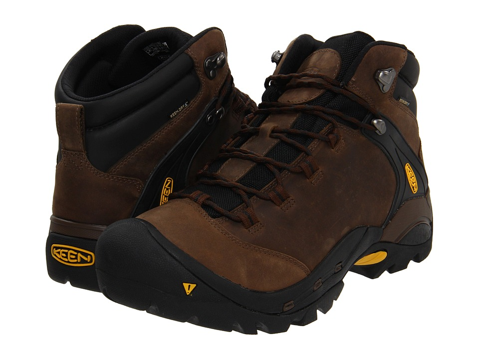 Keen - Ketchum (Slate Black/Black) Men's Hiking Boots