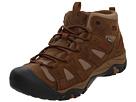 Keen Siskiyou Mid WP (Dark Earth/Burnt Henna) Men's Hiking Boots
