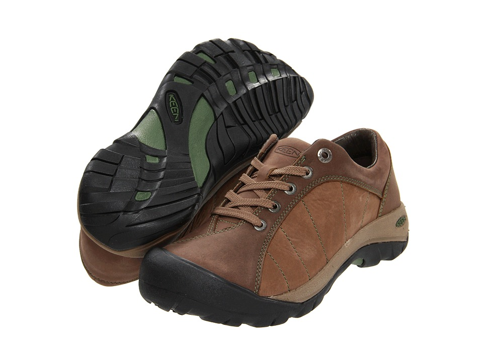 Keen - Presidio (Slate Black) Women's Lace up casual Shoes