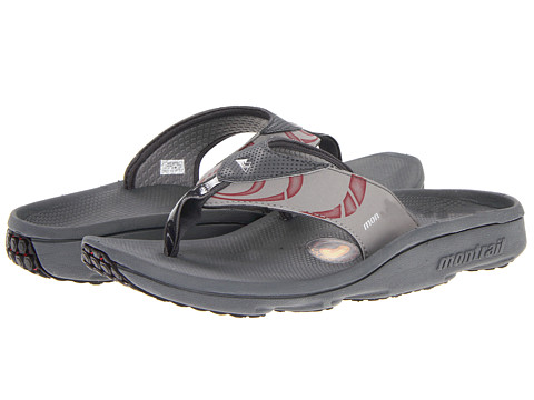Montrail - Molokai (Stainless/Thunderbird Red) Men's Sandals