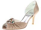 Stuart Weitzman Bridal & Evening Collection - Princess (Misty Satin) - Footwear