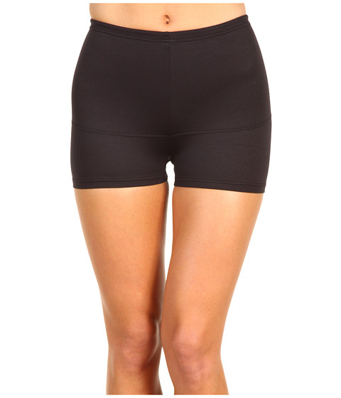 Flexees by Maidenform - Fat Free Dressing#174; Boyshort (Black) Women's Pajama