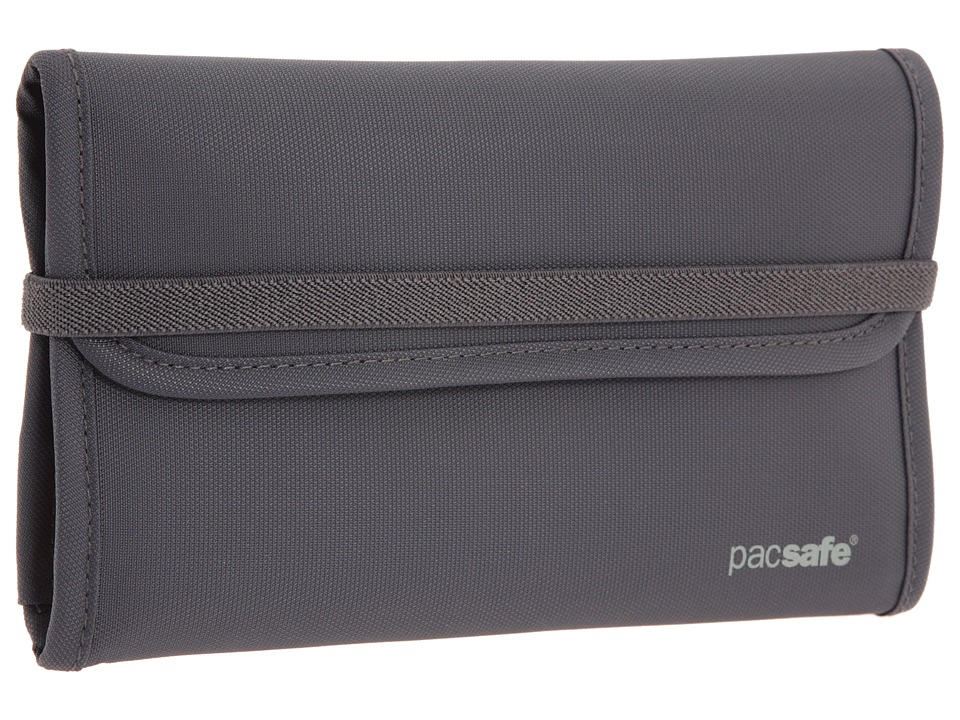Pacsafe - RFIDtec 250 RFID-Blocking Wallet (Shadow) Bill-fold Wallet