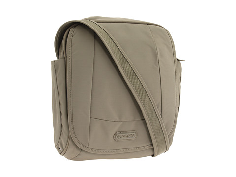 Pacsafe - MetroSafe 200 GII Anti-Theft Shoulder Bag (Jungle Green) Computer Bags