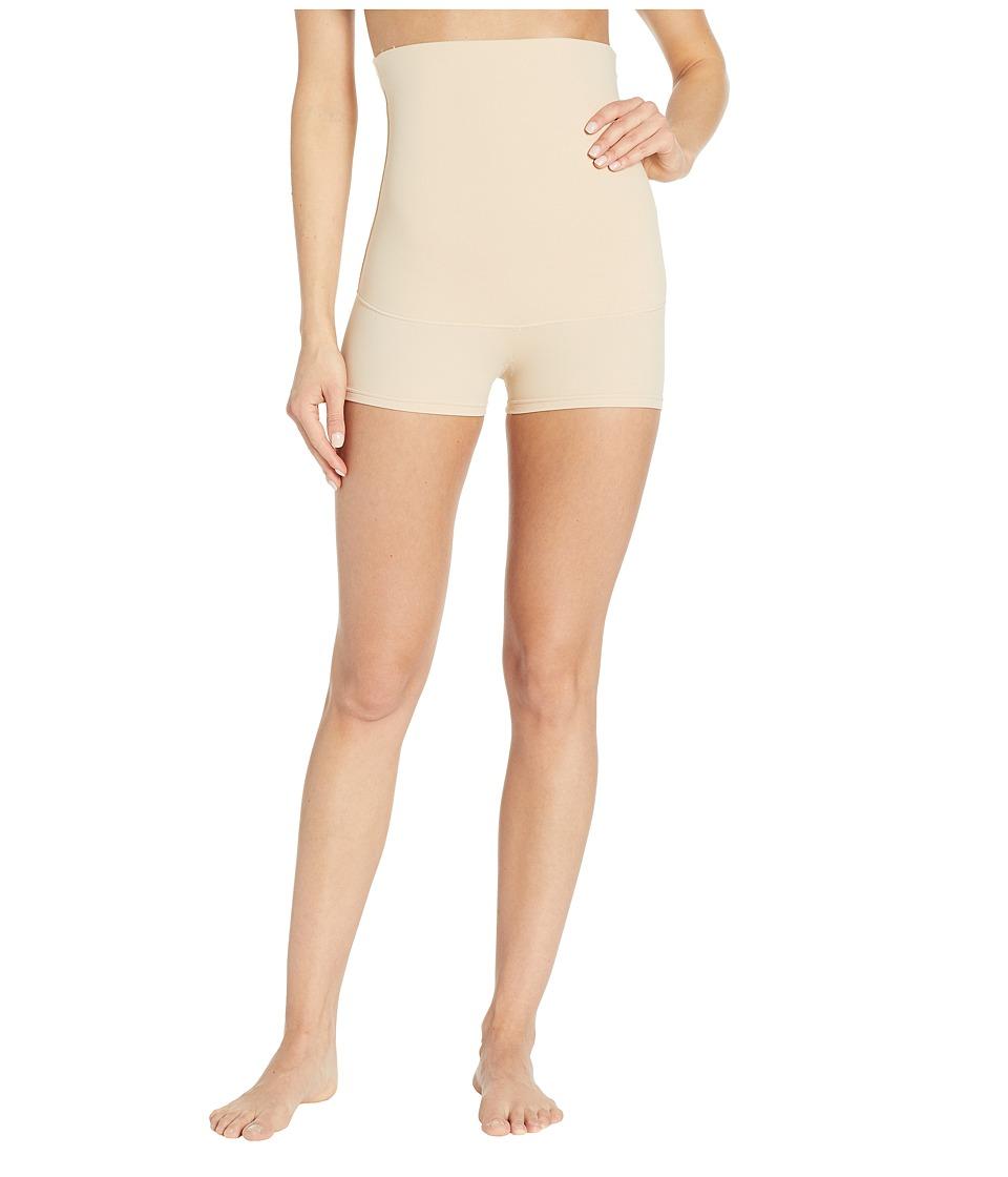 Flexees by Maidenform - Fat Free Dressing#174; High Waist Boyshort (Latte) Women's Underwear