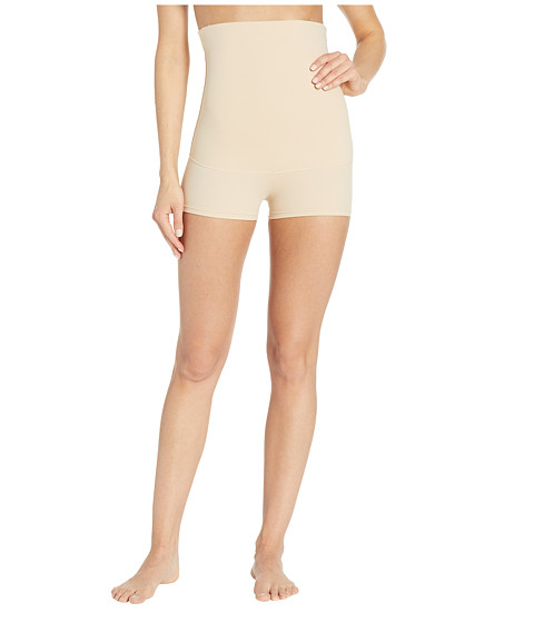 Flexees by Maidenform - Fat Free Dressing#174; High Waist Boyshort (Latte) Women's Underwear