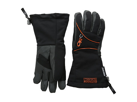 Outdoor Research - Luminary Gloves (Black) Extreme Cold Weather Gloves
