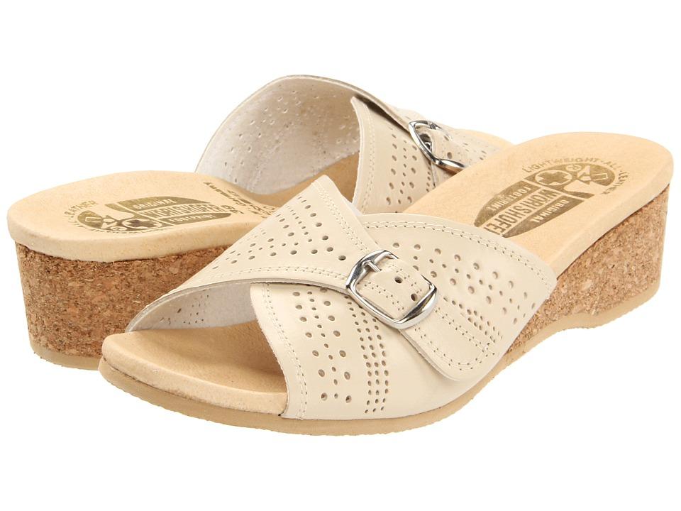 Worishofer - 251 (Opal Leather) Women's Sandals