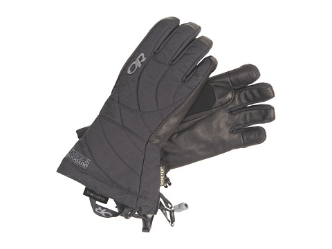 Outdoor Research - Southback Gloves (Black) Extreme Cold Weather Gloves