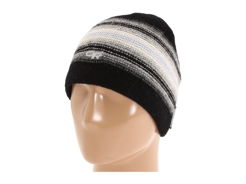 Outdoor Research - Spitsbergen Hat (Black/Charcoal) Cold Weather Hats
