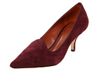 Elizabeth and James - Clark (Bordeaux Suede) - Clarks Shoes