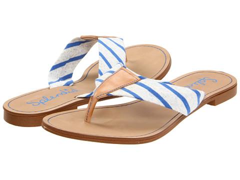 Splendid - Cabana (Cobalt/Cobalt/Academy) Women's Sandals