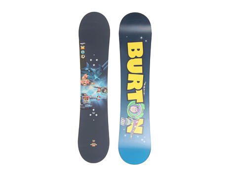 Burton Kids Chopper Toy Story Youth 110 (2013) (Multi) Snowboards Sports Equipment