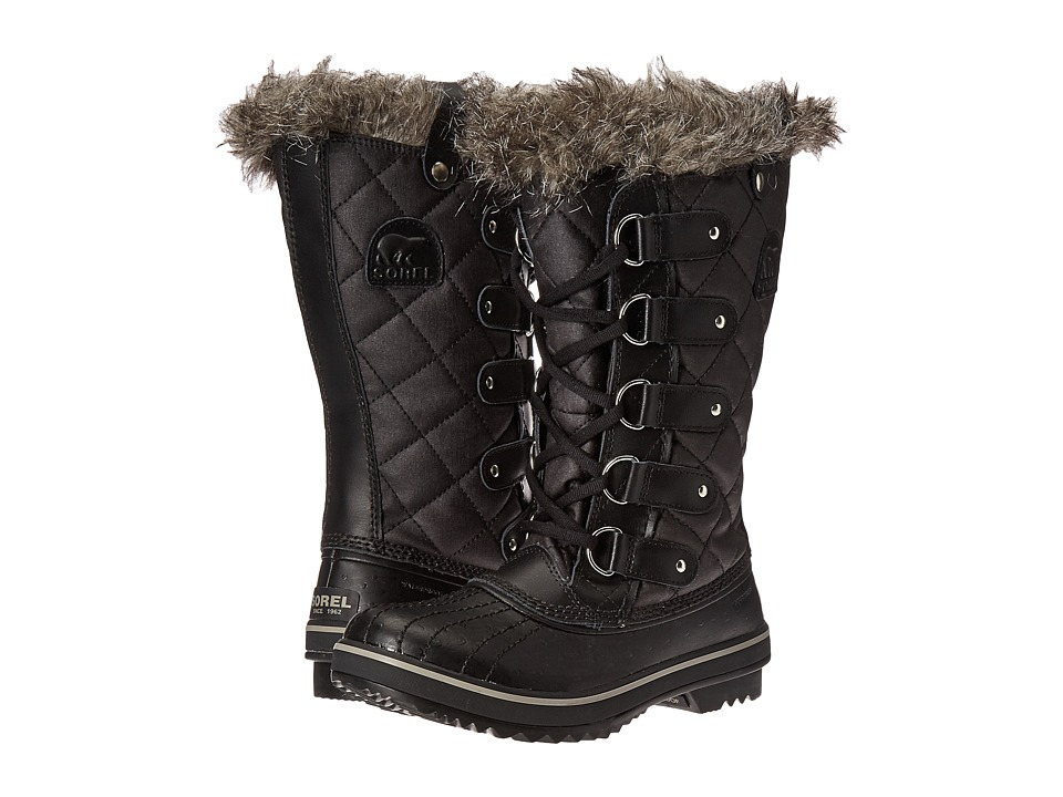 SOREL - Tofino Cate (Black) Women's Cold Weather Boots