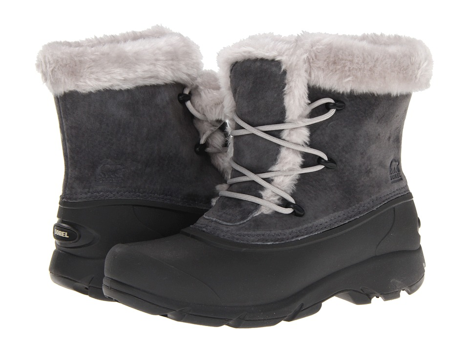 SOREL - Snow Angel Lace (Charcoal) Women's Cold Weather Boots