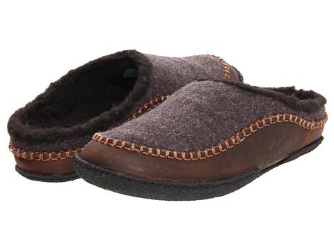 SOREL - Falcon Ridge Premium (Cappuccino) Men's Slippers