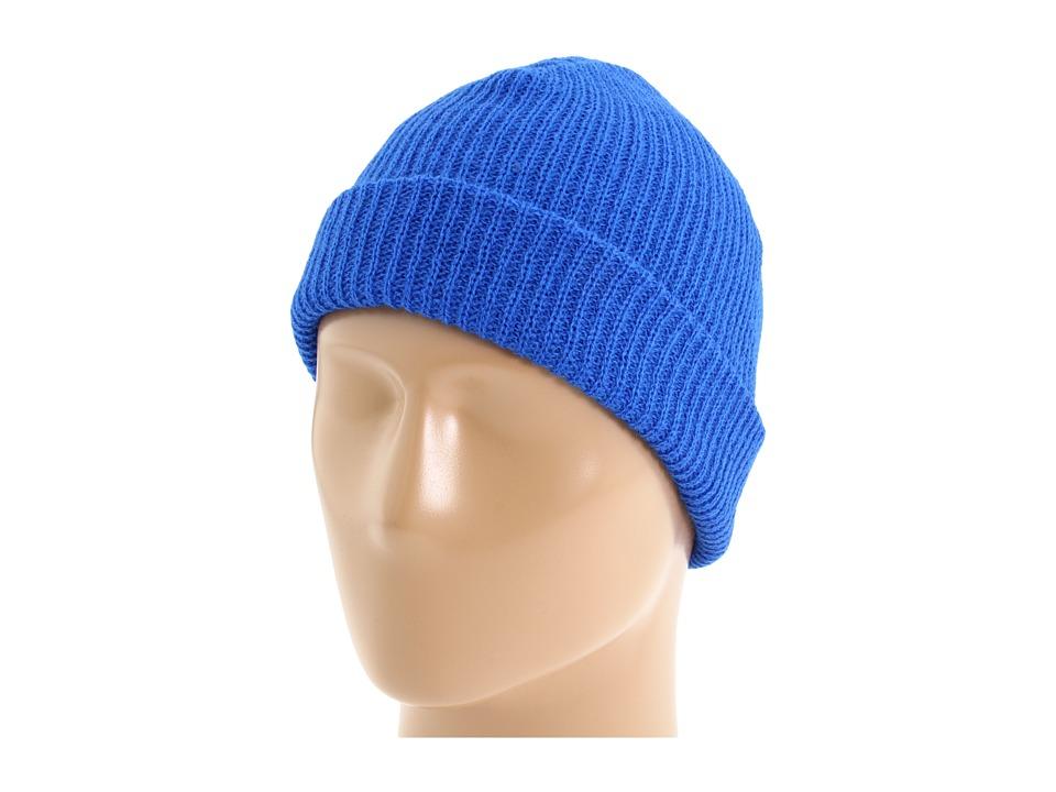Neff - Fold Beanie (Blue) Beanies