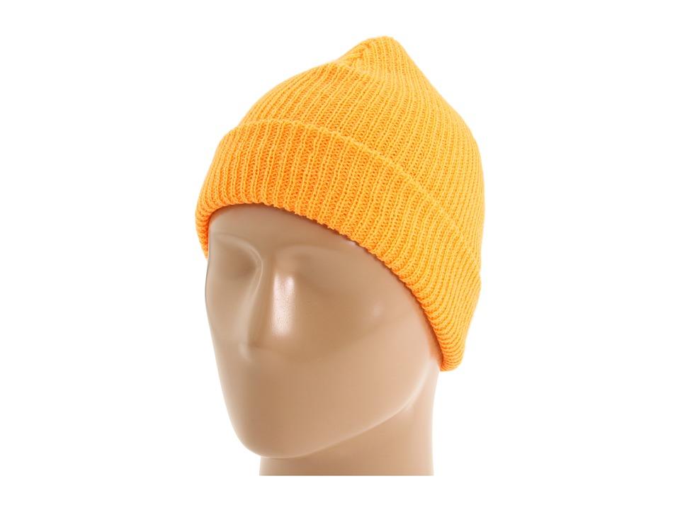 Neff - Fold Beanie (Orange) Beanies