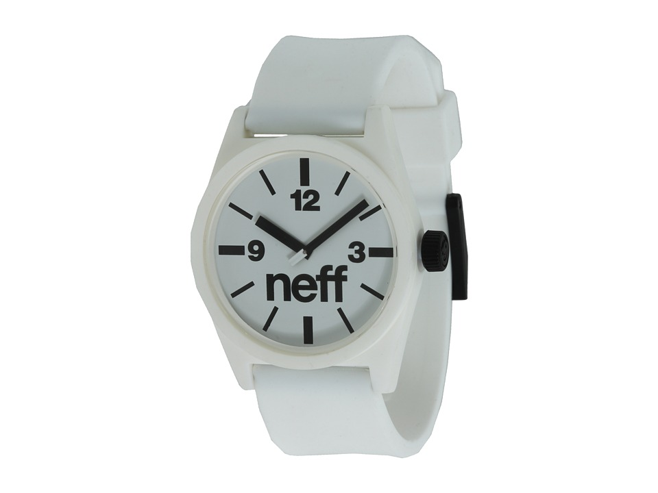 Neff - Daily Watch (White) Watches