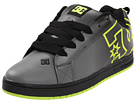 DC - Court Graffik SE (Black/Battleship/Lime) - Footwear