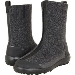 adidas Outdoor Yunga Felt Boot CW (Solid Grey Black Light Onix) Footwear