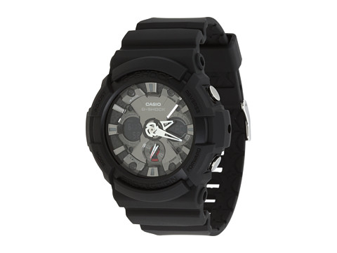 G-Shock - GS XL AnaDigi (Black) Watches