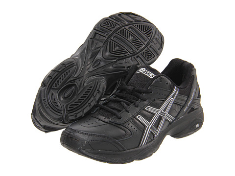 ASICS - GEL-Precision TR (Black/Black/Silver) Women's Cross Training Shoes