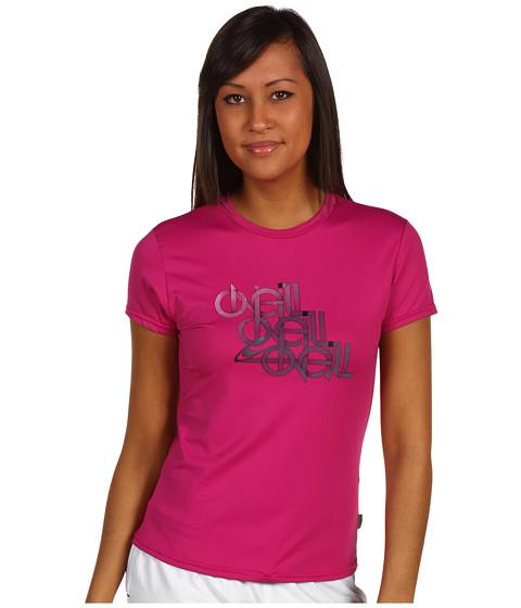 O'Neill - Skins S/S Rashguard Tee (Festival) Women's Swimwear