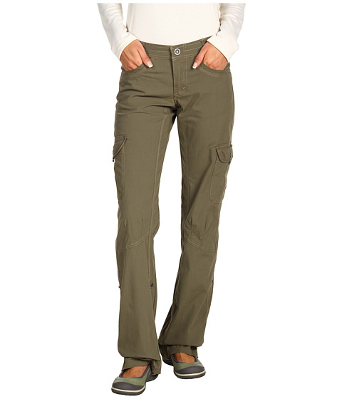 Kuhl - Splash Roll-Up Pant (Sage) Women's Casual Pants
