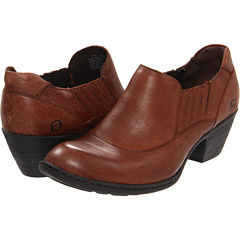 Born Rissa (Tan Leather) Footwear