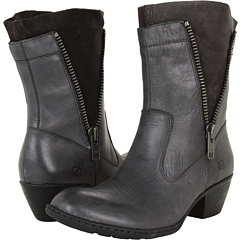 Born Mila (Anthracite Suede) Footwear