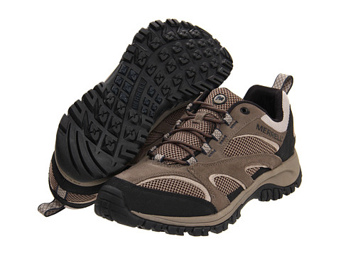 Merrell - Phoenix Ventilator (Boulder) Men's Lace up casual Shoes