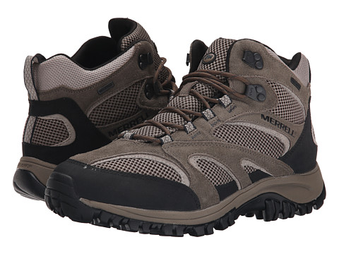 Merrell - Phoenix Mid Waterproof (Boulder) Men