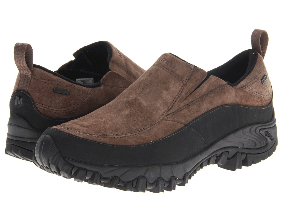 Merrell - Shiver Moc 2 Waterproof (Merrell Stone) Men's Shoes