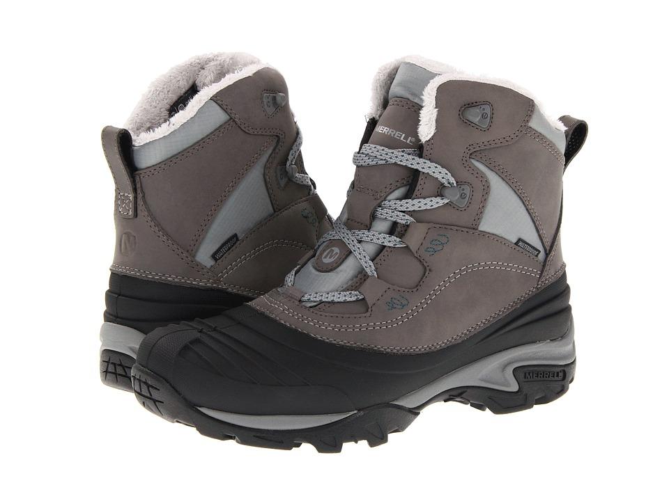 Merrell Snowbound Mid Waterproof (Charcoal) Women