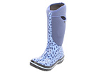 Bogs - Plimsoll Tall Leaf (Blue Multi)