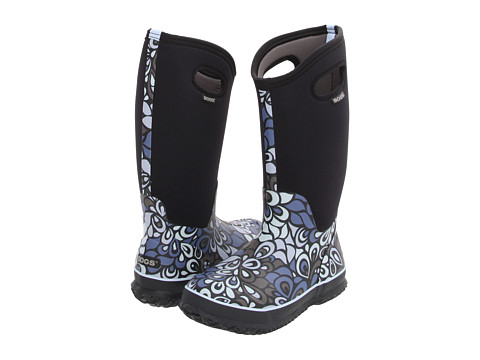 Bogs - Classic High Vintage (Black Multi) Women's Boots