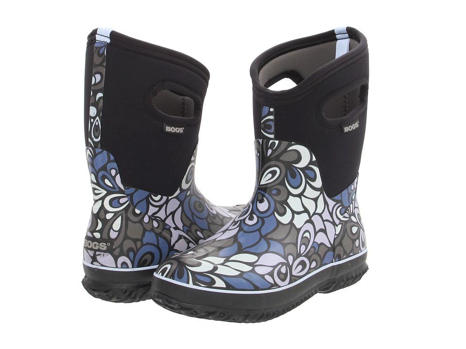 Bogs - Classic Mid Vintage (Black Multi) Women's Boots