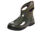 Bogs Classic Short Solid (Green) Women's Rain Boots
