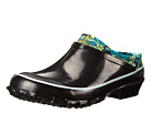 Bogs Rose Clog (Black Multi)