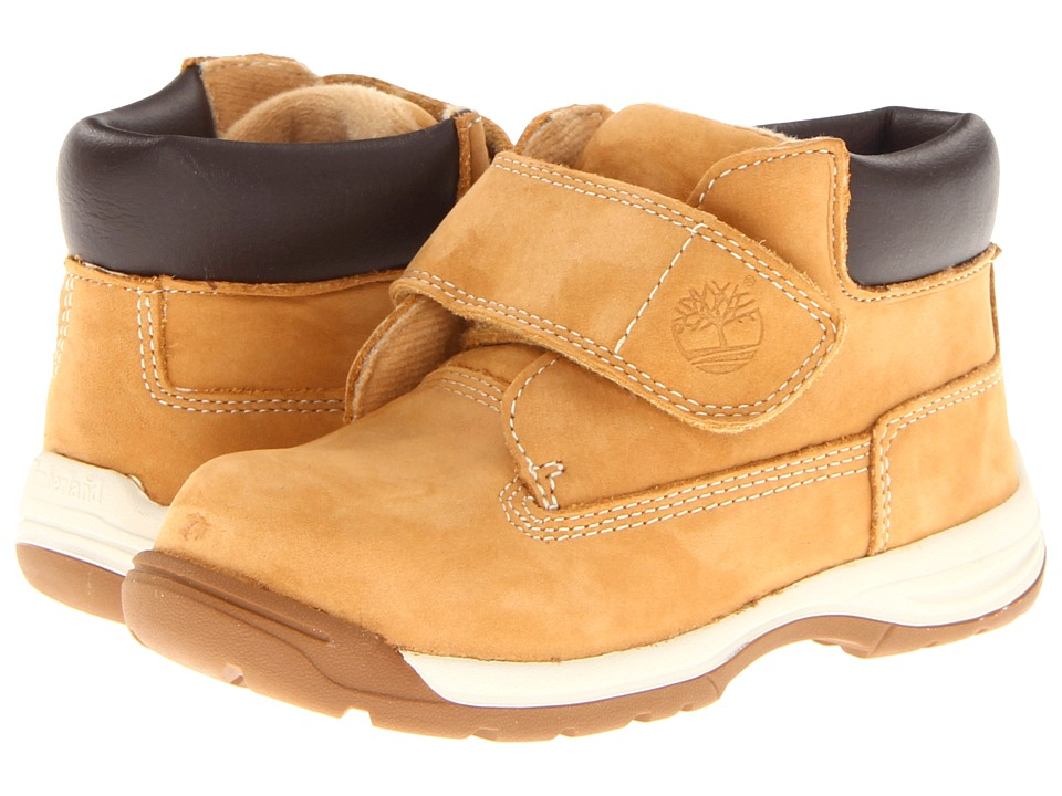 Timberland Kids - Earthkeepers Timber Tykes HL Boot (Infant/Toddler) (Wheat) Kids Shoes