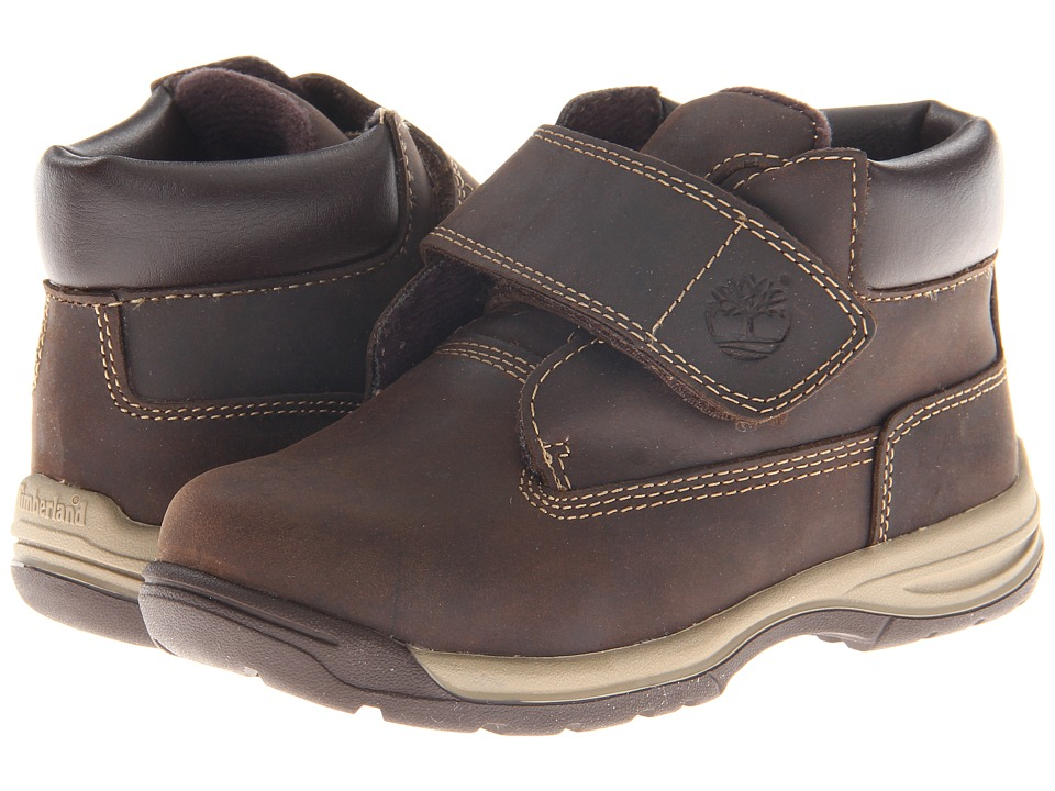 Timberland Kids - Earthkeepers Timber Tykes HL Boot (Toddler) (Brown) Boys Shoes