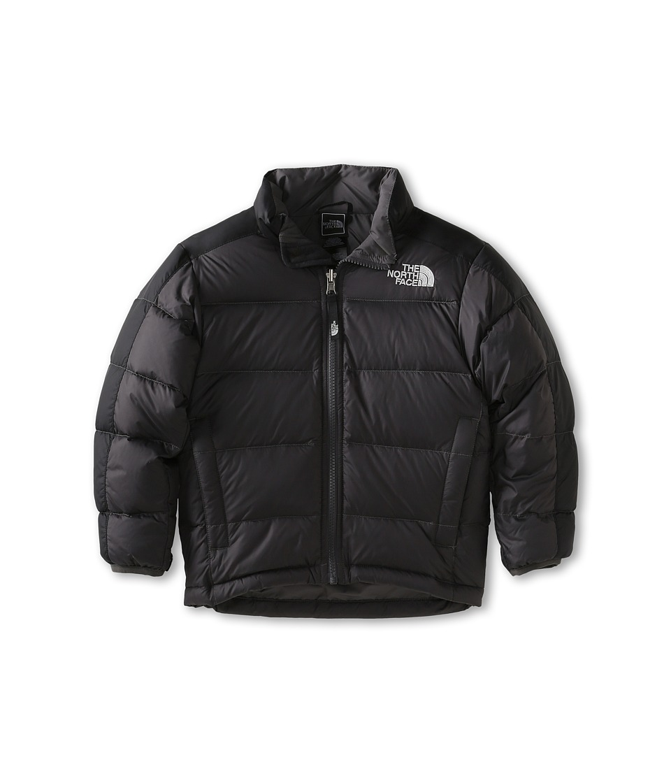 The North Face Kids - Aconcagua Jacket (Little Kids/Big Kids) (Graphite Grey 2) Boy's Coat