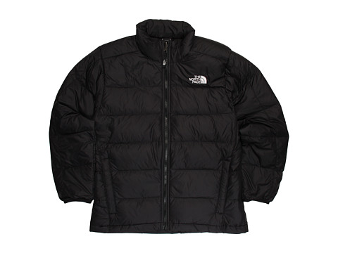 The North Face Kids - Aconcagua Jacket (Little Kids/Big Kids) (TNF Black) Boy's Coat