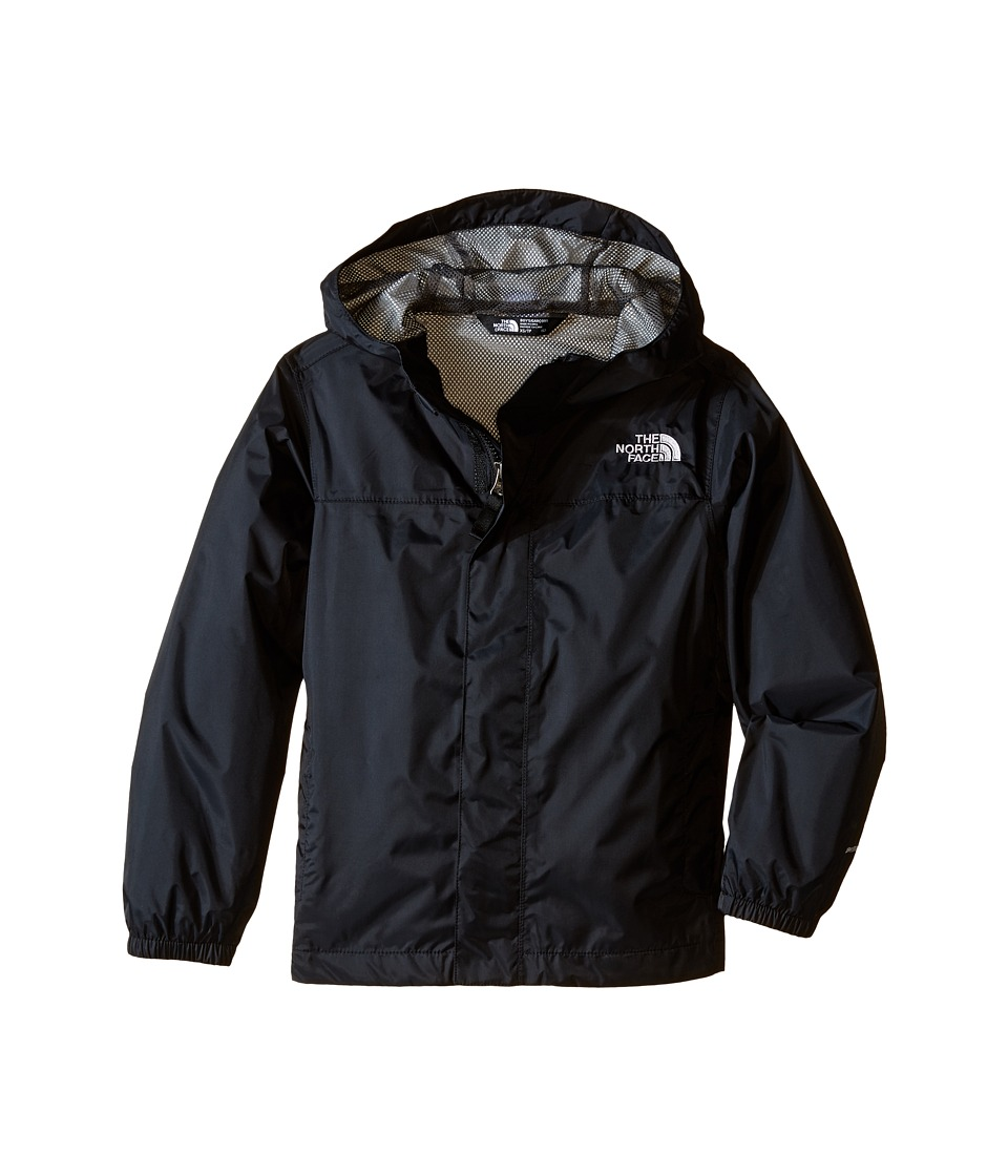 The North Face Kids - Zipline Rain Jacket (Little Kids/Big Kids) (TNF Black 2) Boy's Coat