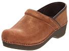Dansko - Crepe Pro (Bronze Vintage Suede) - Footwear